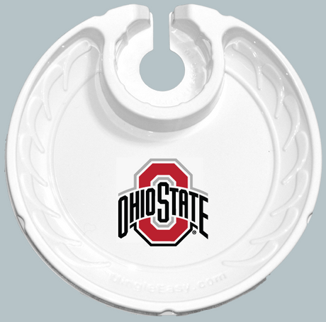 Ohio State University Buckeyes FANPLATEs