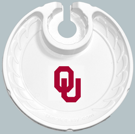 University of Oklahoma Sooners FANPLATEs