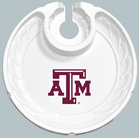Texas A&M Aggies FANPLATEs