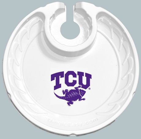 TCU Horned Frogs FANPLATEs