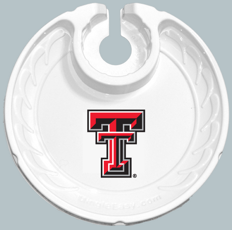 Texas Tech Red Raiders FANPLATEs