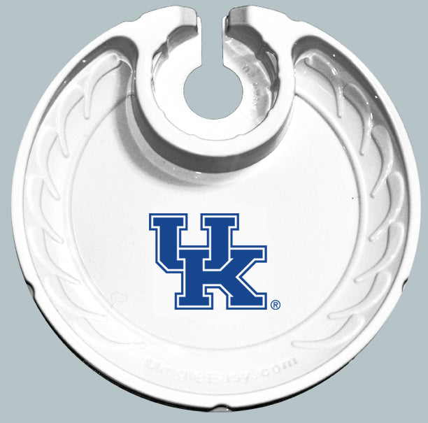 Kentucky Wildcats   Box of 6 Plastic Party Plates