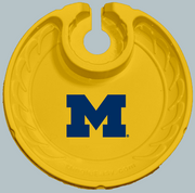University of Michigan Wolverines FANPLATEs