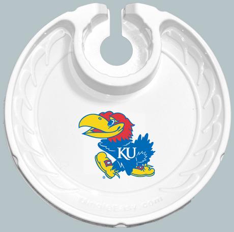 University of Kansas Jayhawks FANPLATEs