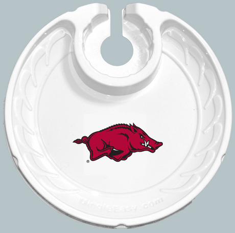 University of Arkansas Razorbacks FANPLATEs