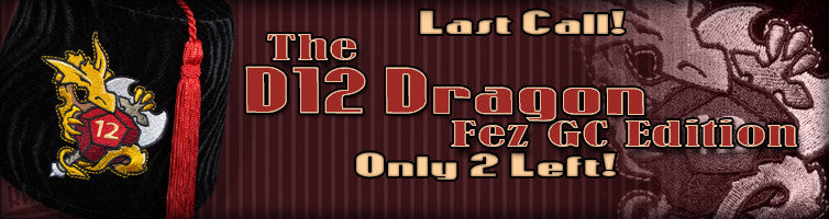 #121 The D12 Dragon ~ Gen Con Edition
