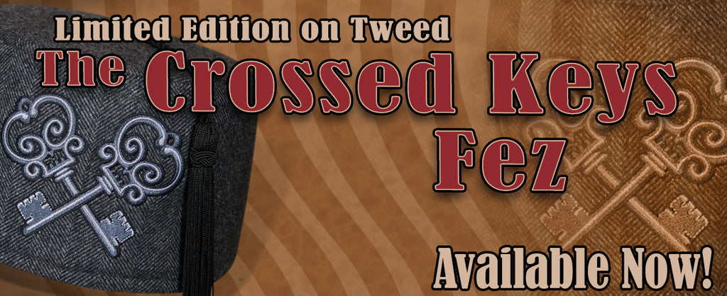 The Crossed Keys on Tweed