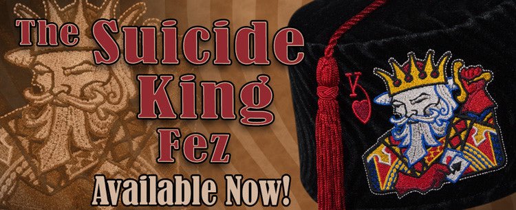 The Suicide King Fez