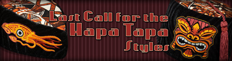 Last Call for the Hapa Tapa