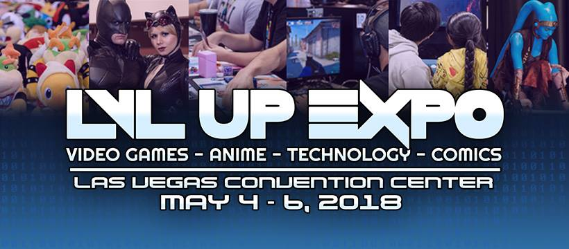 Lvl Up Expo