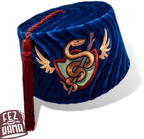 Fez of Asclepius