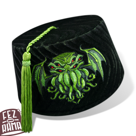 Cthulhu Fez - Low