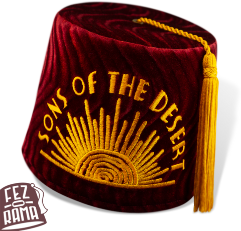 Sons of the Desert Fez