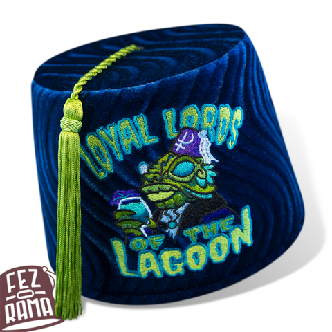 Loyal Lords of the Lagoon