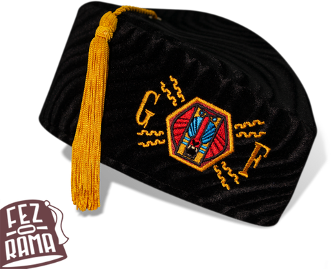 Order of the Golden Fez Chapeau