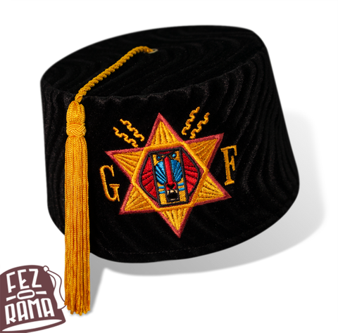Order of the Golden Fez - Low