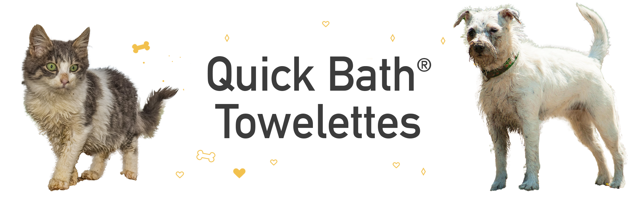 IVS Quick Bath Towelettes