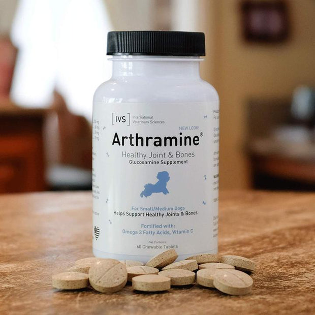 Arthramine Chewable Tablet For Dogs data-image-id=