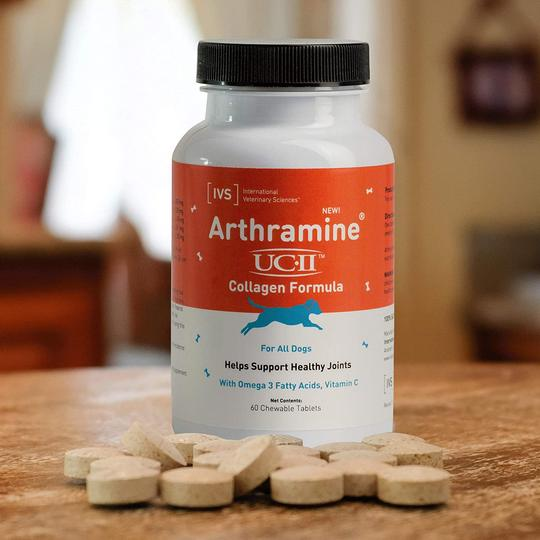 Arthramine collagen formula for dogs data-image-id=