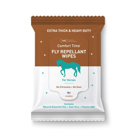Fly Repellant Wipes [product_type - IVS Pets International Veterinary Sciences data-image-id=