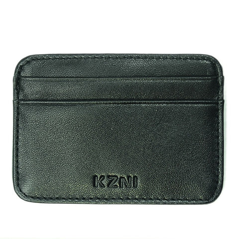 Genuine Leather Credit Card Wallet,  - UREGALO