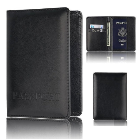 Multi-function passport Holder, Wallet - Unisex - UREGALO