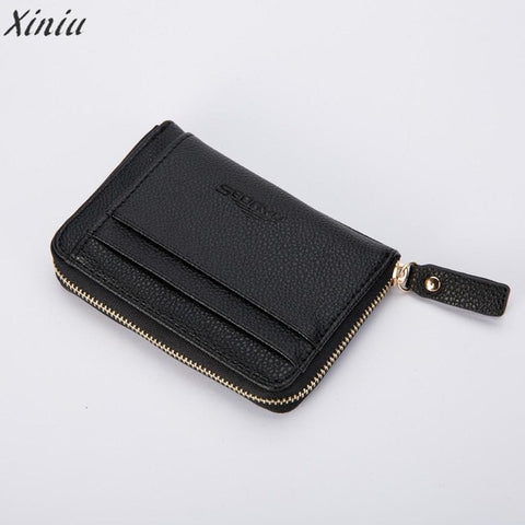 PU Leather Large Capacity Wallet,  - UREGALO