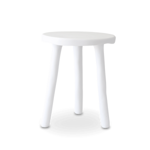 Tina Frey Side Table in White
