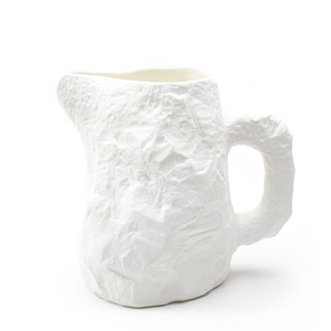 Max Lamb Crockery White Jug