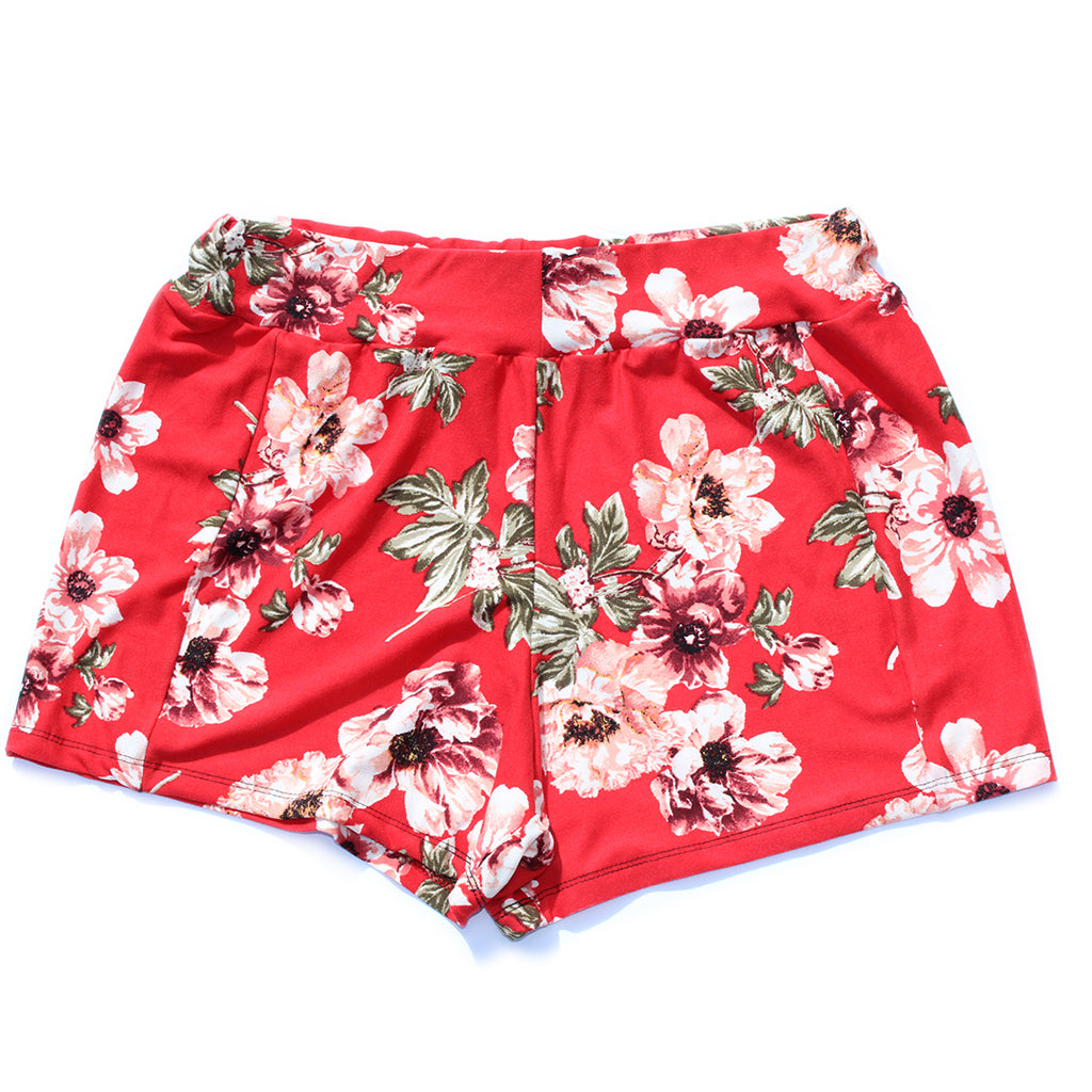 The Scarlet Shorts