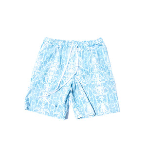 The Skye Blue Shorts