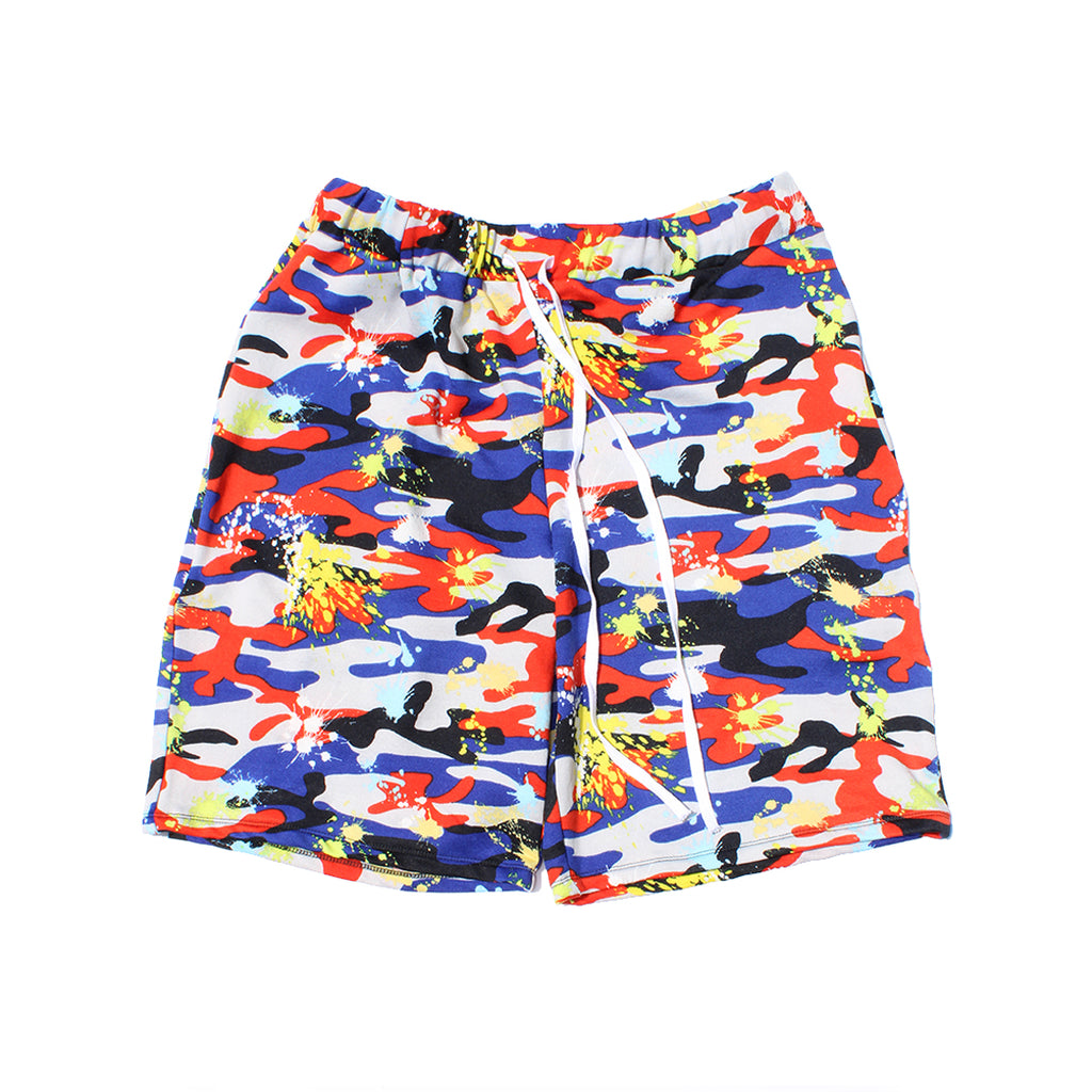 The Galleria Knit Shorts