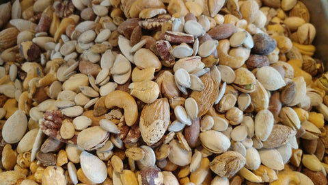 Mix - Everything! (Nuts & Seeds) | 1/2 lb