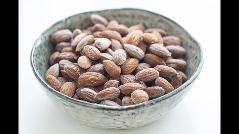 Almonds - Salted | 1/2