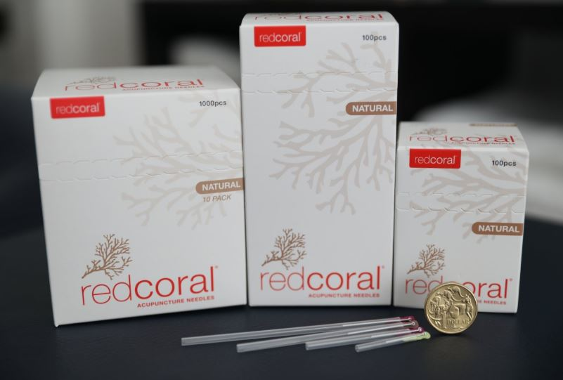 Why do we supply RedCoral Needles?