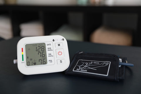 Blood Pressure & Pulse Monitor Kit