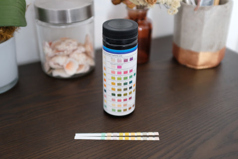 Urine Analysis Strips
