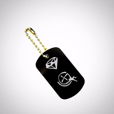 Dogtag - Personalized Limited Edition Dogtags - Geocache Quality Line