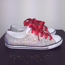 all star dainty converse crystals by nicole