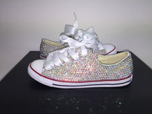all star dainty converse white ribbon laces