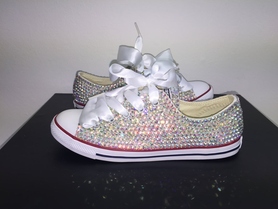 48065ac389c2 ... all star dainty converse white ribbon laces · all star dainty converse  white ribbon laces · Custom Crystal Colour Chart Crystals By Nicole ...
