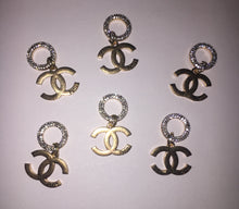 Chanel Bling Charms Crystals By Nicole