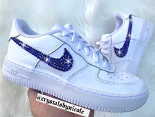 Swarovski Crystal Nike AirForce 1's