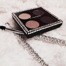 MAC Eye Shadow Palettes With Swarovski Crystals