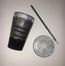 Ombre Crystal Starbucks Cup
