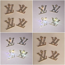 Louis Vuitton Bling Charms Crystals By Nicole