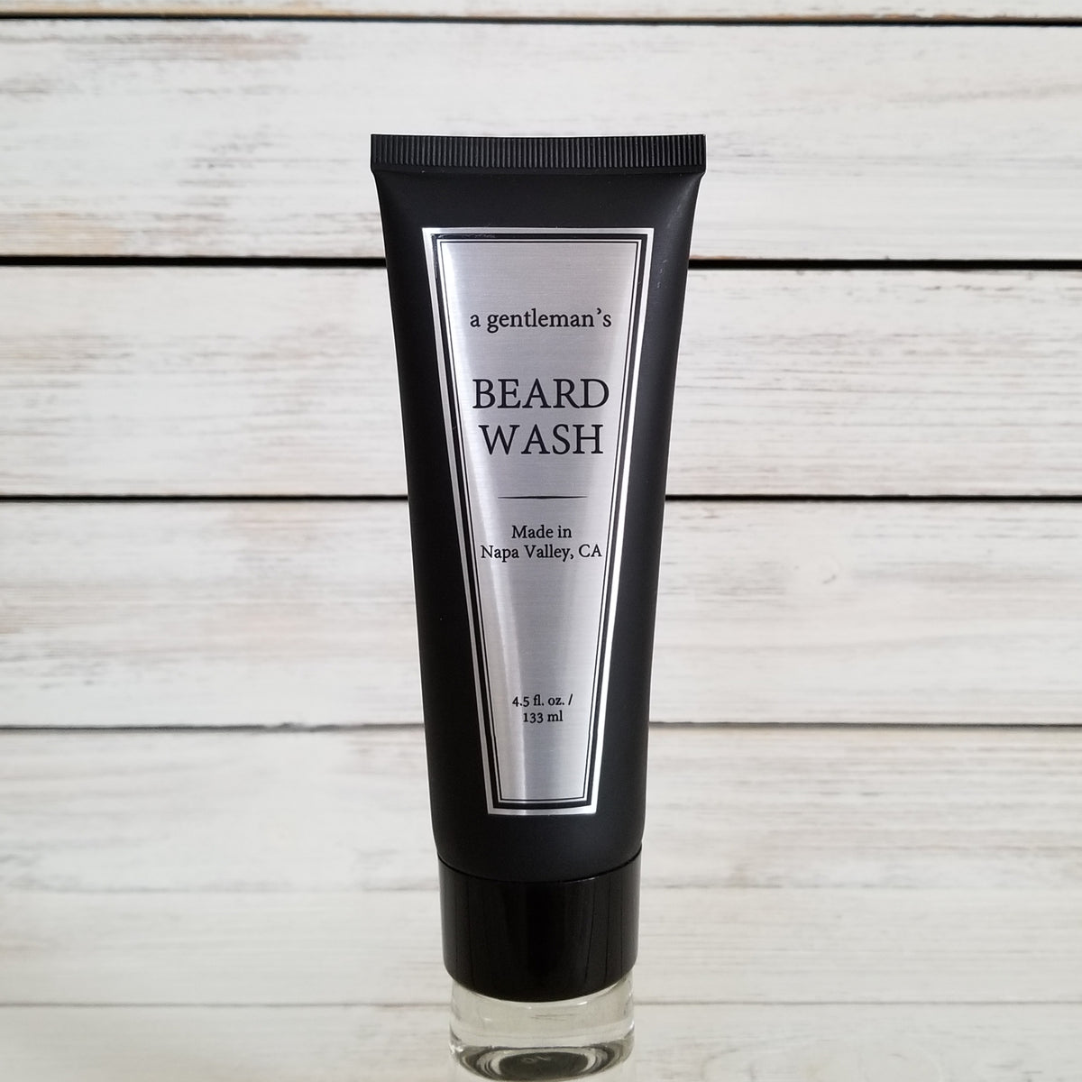 Luxury Beard Oil & Wash