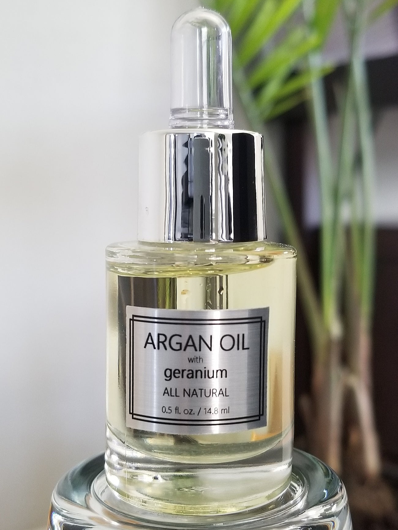 Argan Oil with Geranium