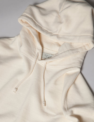 Kapatid - Made in Japan Hoodie in Cream - Detail