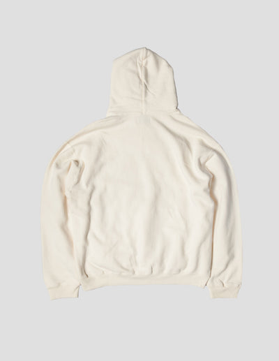 Kapatid - Made in Japan Hoodie in Cream - Back